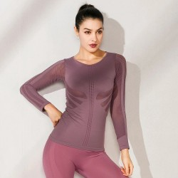 Quick Dry Seamless Workout Gym Clothing Wear