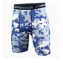 Camouflage Gym Fitness Shorts