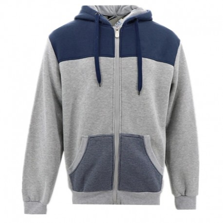 Casual Fleece Polyester Cotton Sports Sweatshirts Pullover Hoodies For Men